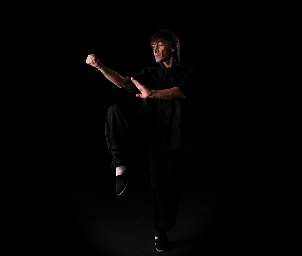 Valery Prosvirov Grand Master Kung Fu of Golden Dragon Martial Arts school