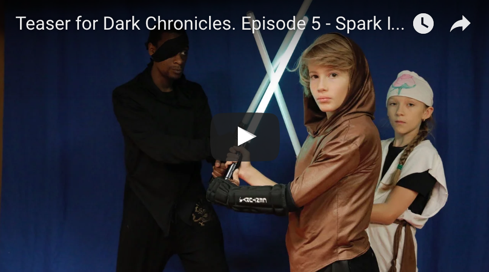 Teaser for Dark Chronicles. Episode 5 - Spark In The Shadows - Star Wars (2016)